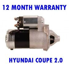 HYUNDAI COUPE 2.0 1999 2000 2001 2002 2003 - 2009 RMFD STARTER MOTOR