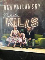 DAN PATLANSKY Perfection Kills New Sealed Vinyl Lp Rock Blues