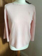 Ann Taylor Petite size L Pink Jumper New