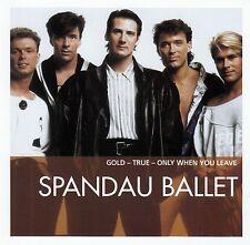 SPANDAU BALLET : THE ESSENTIAL / CD - TOP-ZUSTAND