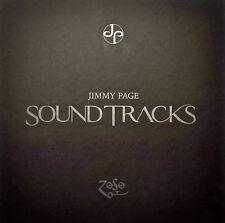 Jp Records 4-Lp Box Jprlpbx1: Jimmy Page - Sound Tracks - 2015 Uk/Usa Sealed