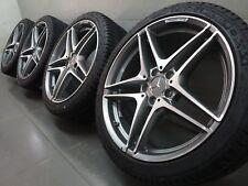 19 Zoll Winterräder original Mercedes C-Klasse C63 S AMG W205 T-Model S205 (E1)