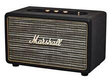 Marshall Acton BLACK altoparlanti Bluetooth BT Speaker scatole Retrò attivamente BOX