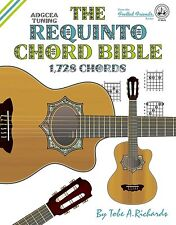 REQUINTO CHORD BIBLE 1,728 CHORDS NEW TITLE GUITARLELE