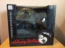 Sleepy Hollow Deluxe Headless Horseman 1999 3 Piece Deluxe Box Set