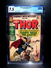 COMICS: Thor: Journey into Mystery #104 (1964), origin of Heimdall - CGC 7.5