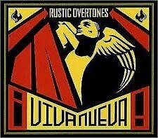 Audio CD: Viva Nueva, Rustic Overtones. Acceptable Cond. . 016998147122