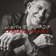 Keith Richards - Crosseyed Heart [New CD]