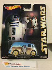 Quick D-Livery R2-D2 * Hot Wheels Pop Culture * Star Wars * H1