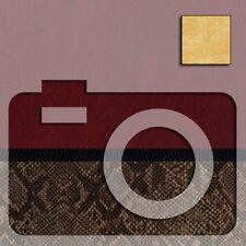 Kamera & Fernglas Belederung Kameraleder SORTIMENT 11 Mustern ZUR AUSWAHL