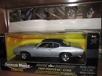 "1969 Pontiac GTO-Arnie'The Farmer'Beswick ""1 of 2500"" American Muscle 1/18 hobby"