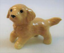 Hagen Renaker made in America miniature Golden Retriever Pup