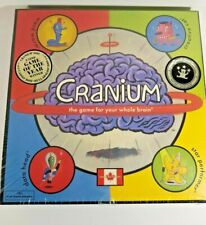 Cranium The Game for Your Whole Brain Canadian Edition New Sealed