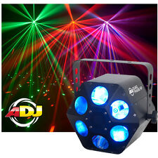 American Dj Quad Phase Hp 4 in 1 Quad Led Rgbw Fixture