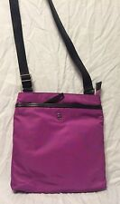 New Victorinox Victoria Collection Affinity Crossbody Day Bag Purse - Orchid
