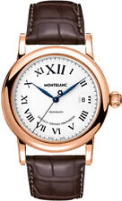 MODEL: 101640 | MONTBLANC STAR | BRAND NEW AUTHENTIC 40MM AUTOMATIC MEN'S WATCH