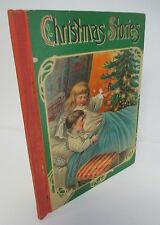 CHRISTMAS STORIES For Little People, Illustrated, Vintage