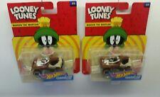 Looney tunes marvin the martian hot wheel Mispackaged VERY RARE