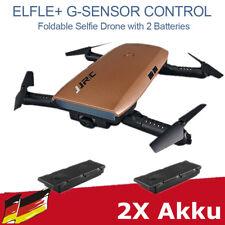 WIFI RC Quadrocopter Selfie Drohne WiFi FPV 720P HD Kamera Dual Akku JJRC H47 EU