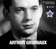 L'Art D'Arthur Grumiaux, New Music