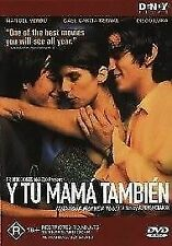Y Tu Mama Tambien (Dvd, 2003) Region-4- Like New-Free Post In Australia