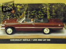 James Bond Chevrolet Diecast Vehicles