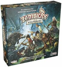Zombicide: Wulfsburg Board Game