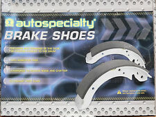 BRAND NEW AUTOSPECIALTY *ASBESTOS FREE* BRAKE SHOES B738 FITS VARIOUS VEHICLES
