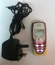 Nokia 8310 - Pink Yellow (Unlocked) Mobile Phone