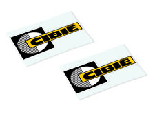 CIBIE Classic Retro Car Motorcycle Decals Stickers