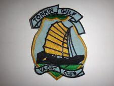 Vietnam War Unofficial Patch TONKIN YACHT CLUB US Navy 7th FLEET