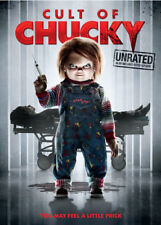 Cult Of Chucky [New DVD] Unrated