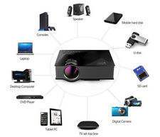 UNIC UC46+ Mini Micro LED Video Home Cinema Der Projektor Media Player