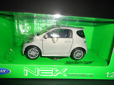 Welly Aston Martin Cygnet gris 1/24