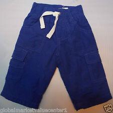 Gymboree Boy's Seasonal Blue Warm Pants Infants 3-6 Months New with Tag
