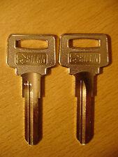 2 Schlüsselrohlinge für *Volvo 940 & 200 Serie*