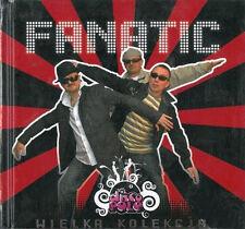 Fanatic - Wielka kolekcja Disco Polo. Tom 15 (CD + ksiazka) NEW