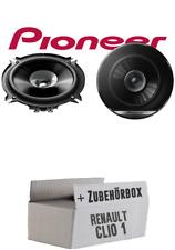 Hertz haut-parleur 165mm compo boxe pour renault Clio 4 à partir de 13 Front