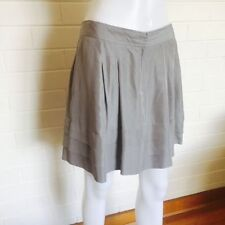 Country Road Mini Solid Skirts for Women