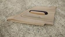 BMW E46 325ci 323ci 330ci 328ci Beige rear panel interior coupe passenger right