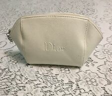 Christian Dior Make Up Cosmetics Bag Pouch Purse EUC