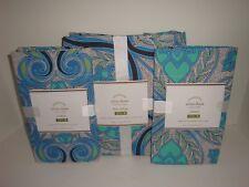 Pottery Barn Alina King Duvet Cover + 2 Standard Shams Nip Organic Cotton
