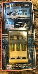 Air Tech Visual Air Regulating Valve 3 Way VAT 3.5