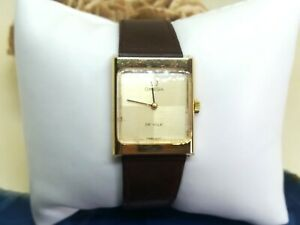 VINTAGE OMEGA DEVILLE MECHANIC WOMEN'S WATCH. ORIGINAL COLLECTIBLE WATCH BY OMEG