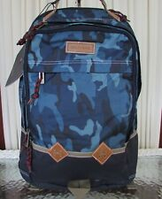 Tommy Hilfiger Camo Backpack Large Laptop Sleeve School,Travel,Hiking Bag NWT