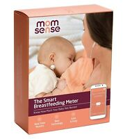 Mom Sense The Smart Breastfeeding Meter - New -Free Shipping