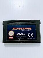 Bomberman Tournament Nintendo Game Boy Advance GBA Game Cart Only Genuine!!
