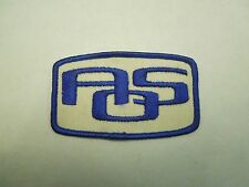 Vintage AOS Logo Truck Uniform Iron On Patch