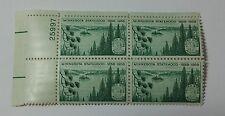 US4B4 US Stamp MINNESOTA STATEHOOD 3 CENT  BLOCK OF 4
