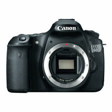 Canon EOS 60D 18.0 MP Digital SLR Camera Body Only- Top Value Deal